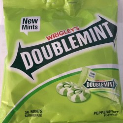 DOUBLE MINT BAGS