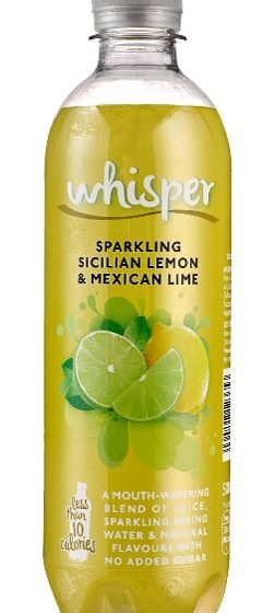 Whisper Lem Lime
