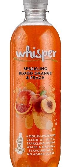 Whisper Orange Peach